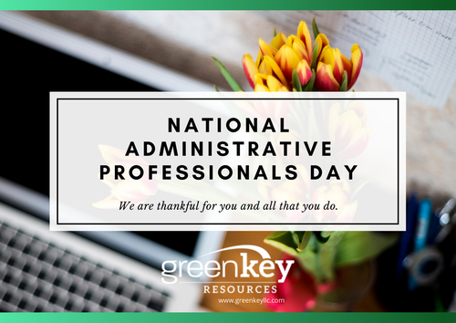 Black and White Administrative Professionals Day Card (5).pdf