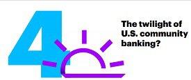 community banking logo