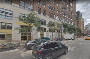 Google in NYC