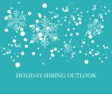 Holiday hiring outlook 2018