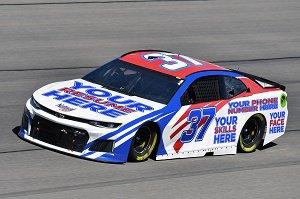 NASCAR resume promotion