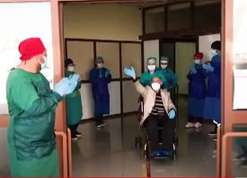 You Tube - patient discharged to cheers  - Queen video - blog.jpg