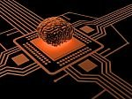 artificial intelligence and microchip