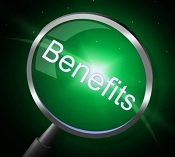 benefits magnifier
