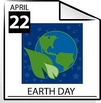 earth day calendar