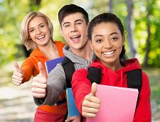 high school teenagers